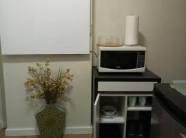 Hotel photo: Beautiful furnished basement suite in Airdrie