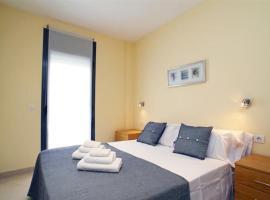 Hotel photo: Apartamentos Sitges