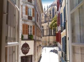 Hotel photo: Apartment Argenterie 2