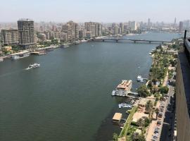 Хотел снимка: Nile Horizon Apt & Suites