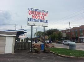 A picture of the hotel: Queensway Motel