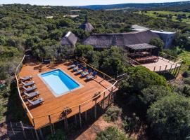 Hotel photo: Woodbury Tented Camp – Amakhala Game Reserve