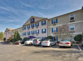 Hotel photo: InTown Suites Extended Stay Charlotte/Kannapolis