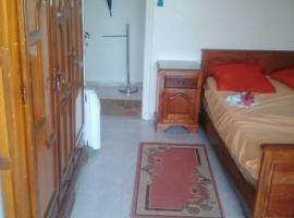 Hotel photo: A room for rent in Boumalne Dades in a house 144 m in a residential segment