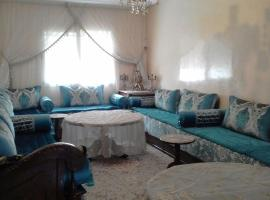 Hotel photo: A room for rent in errachidia for a house 300 meters inside a residential segment