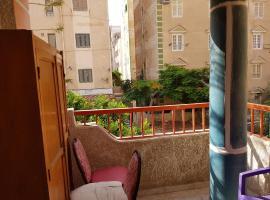 Hotel photo: شقه مصيفيه شاطيء النخيل عائلات