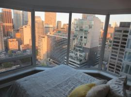 Hotel photo: Yorkville 29th Floor Celebrity Suite (Bay&Bloor)