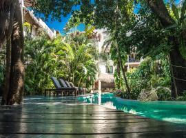 Hotel near Messico