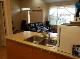 Hotel photo: 2 bedrooms modern apartment in the heart of Squamish!