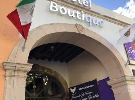 Hotel near Chihuahua