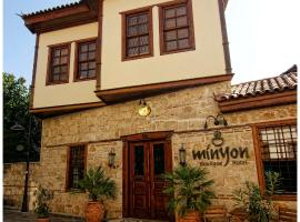 Hotel photo: Minyon Hotel