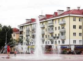Hotel near Polazk