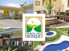 Hotel photo: Tegucigalpa, Portal del Bosque