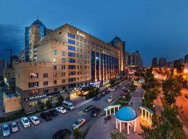 Hotel near Astana