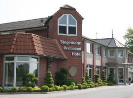 酒店照片: Hotel Restaurant Stegemann