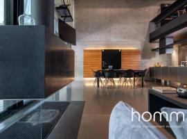 Hotel photo: 500m² homm Villa in Kerameikos