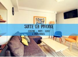 Hotel near Dijon