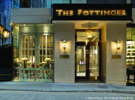 Hotel photo: The Pottinger Hong Kong
