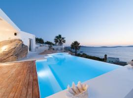 Hotel photo: Gold sunset villa