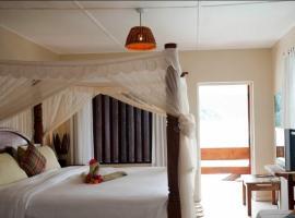 Hotel photo: Soufriere Beach Front Resort