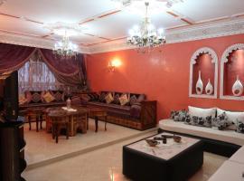 Hotel fotoğraf: Dar Omama: 3 chambres + patio et parking