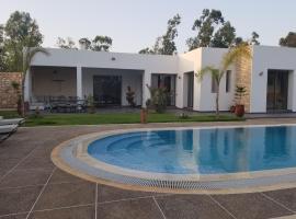 Hotel photo: villa sabrine