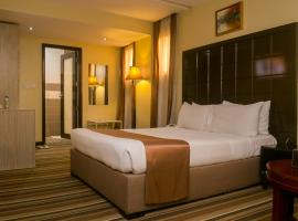 Hotel photo: The Clarion Hotel