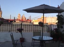 A picture of the hotel: Casa las Flores SLP