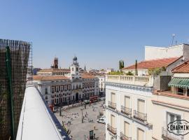 Hotel photo: Charming Puerta del Sol Terrace