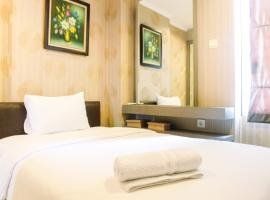 Hotel photo: 2+1BR Luxurious and Comfy Apartment at FX Residence By Travelio