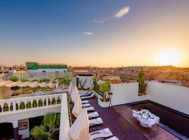 Hotel photo: Riad Palais Razala