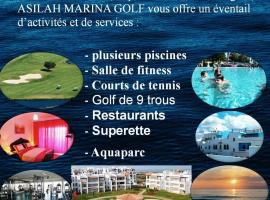 Hotel photo: Marina golf