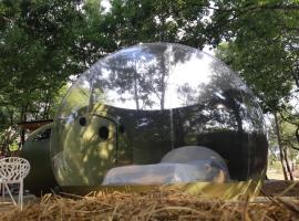 Hotel photo: Atmosfera Bubble Glamping