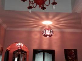 ホテル写真: Appartement avec solarium privé