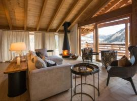 Hotel photo: Grolla alpine apartment