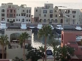 Hotel photo: Sea View Apartment at Tala Bay Resort in Aqaba