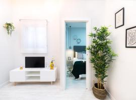 酒店照片: Comfortable&Cozy Apartament-Free Parking Area