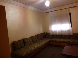 รูปภาพของโรงแรม: 2 rooms and a kitchen apartment with everything you need