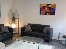 Фотография гостиницы: The Point Glasgow 2 Bed Apartment