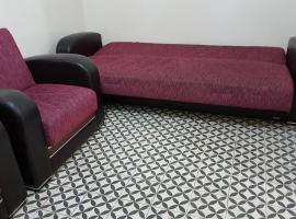 Hotel photo: 42 bloc 43 sidi bernoussi شقة