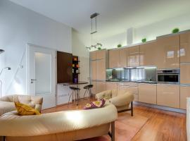 Hotel photo: Central Duna Apartman
