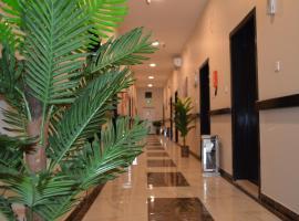 Hotel photo: شقق ضيافة الرمال للوحدات السكنيه المفروثه