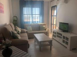 Hotel photo: apartclub la barrosa 101