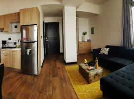 Hotel kuvat: Stylish comfortable apartment in Downtown Guatemala.