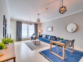 Hotel photo: Cloverwood Ease by Emaar One Bedroom Burj Views West