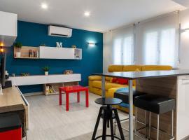 酒店照片: Bright & Cozy 2-Bedroom Flat next to El Retiro