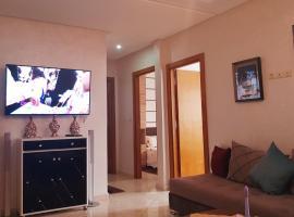 ホテル写真: Appartement BEN OMAR A, chaleureux très propres et bien équipé