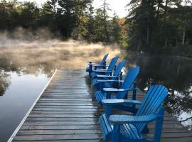 Hotel photo: Walker Lake Resort