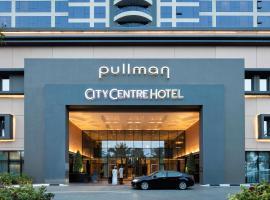 Hotel photo: Pullman Dubai Creek City Centre