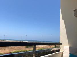 Hotel photo: Ocean View Apartment in Bahia Golf Beach